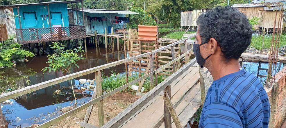 Nível do Rio Negro, em Manaus, atinge cota de inundação severa