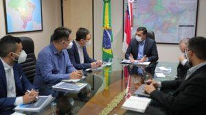 Governador do AM anuncia aprovação de projeto da LG Eletronics para Polo Industrial de Manaus